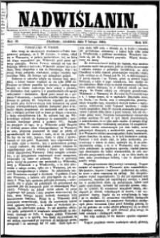Nadwiślanin, 1864.02.07 R. 15 nr 17