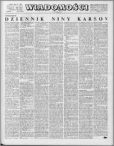 Wiadomości, R. 24 nr 28 (1215), 1969