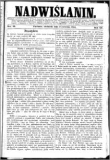 Nadwiślanin, 1864.04.03 R. 15 nr 40