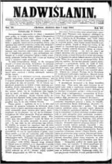 Nadwiślanin, 1864.05.01 R. 15 nr 52
