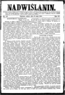 Nadwiślanin, 1864.05.13 R. 15 nr 56