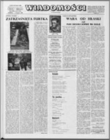 Wiadomości, R. 24 nr 31 (1218), 1969
