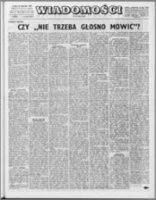 Wiadomości, R. 24 nr 36 (1223), 1969