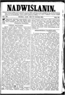 Nadwiślanin, 1864.09.21 R. 15 nr 110
