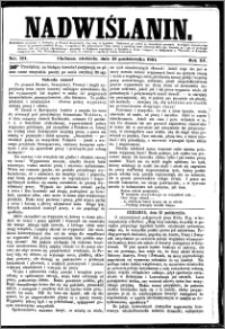 Nadwiślanin, 1864.10.23 R. 15 nr 124