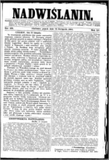 Nadwiślanin, 1864.11.25 R. 15 nr 138