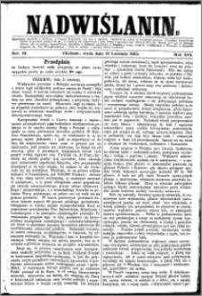 Nadwiślanin, 1865.04.12 R. 16 nr 43