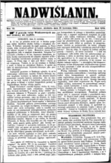 Nadwiślanin, 1865.04.16 R. 16 nr 45