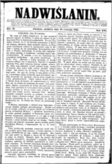 Nadwiślanin, 1865.04.23 R. 16 nr 47