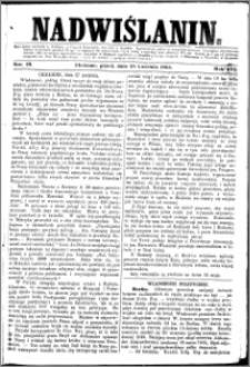 Nadwiślanin, 1865.04.28 R. 16 nr 49