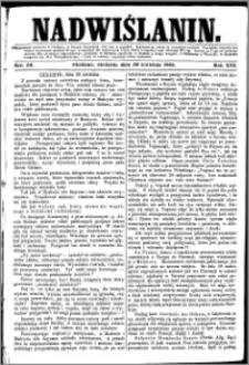 Nadwiślanin, 1865.04.30 R. 16 nr 50