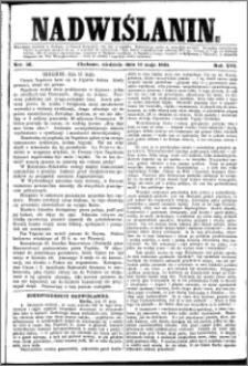 Nadwiślanin, 1865.05.14 R. 16 nr 56