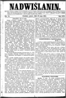 Nadwiślanin, 1865.05.19 R. 16 nr 58