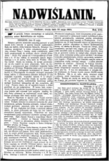 Nadwiślanin, 1865.05.24 R. 16 nr 60