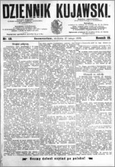 Dziennik Kujawski 1895.02.17 R.3 nr 40
