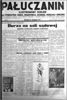 Pałuczanin 1931.11.10 nr 131