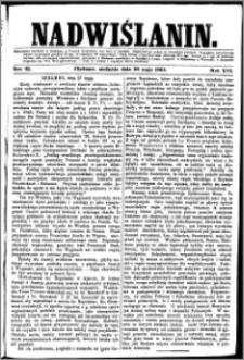 Nadwiślanin, 1865.05.28 R. 16 nr 61