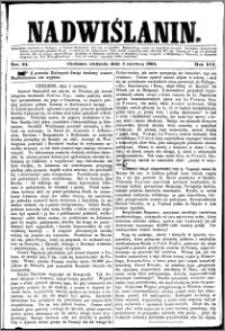 Nadwiślanin, 1865.06.04 R. 16 nr 64