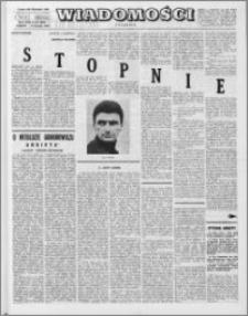 Wiadomości, R. 24 nr 45 (1232), 1969
