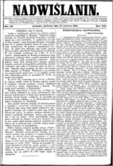 Nadwiślanin, 1865.06.18 R. 16 nr 68