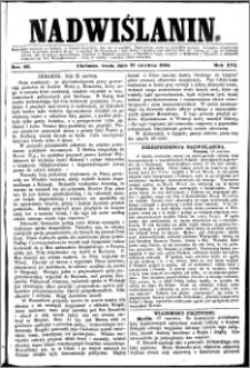 Nadwiślanin, 1865.06.21 R. 16 nr 69