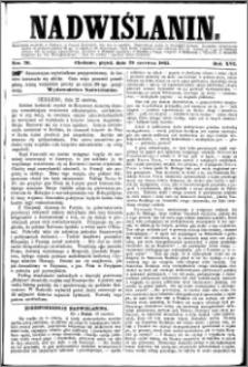 Nadwiślanin, 1865.06.23 R. 16 nr 70