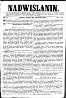Nadwiślanin, 1865.06.25 R. 16 nr 71