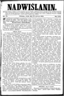 Nadwiślanin, 1865.06.28 R. 16 nr 72