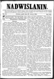 Nadwiślanin, 1865.06.30 R. 16 nr 73
