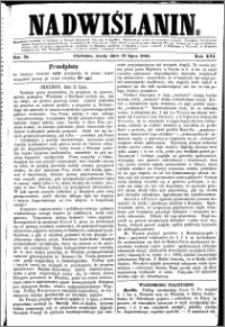Nadwiślanin, 1865.07.12 R. 16 nr 78