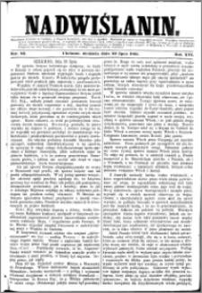 Nadwiślanin, 1865.07.30 R. 16 nr 86