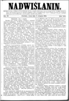 Nadwiślanin, 1865.08.02 R. 16 nr 87