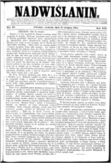 Nadwiślanin, 1865.08.13 R. 16 nr 92