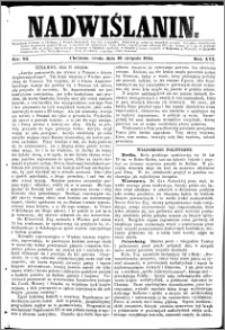 Nadwiślanin, 1865.08.16 R. 16 nr 93