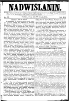 Nadwiślanin, 1865.08.23 R. 16 nr 96