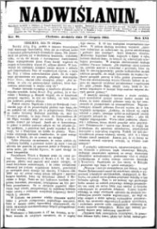 Nadwiślanin, 1865.08.27 R. 16 nr 98