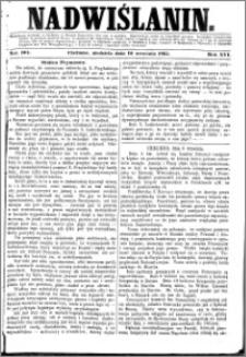 Nadwiślanin, 1865.09.10 R. 16 nr 104