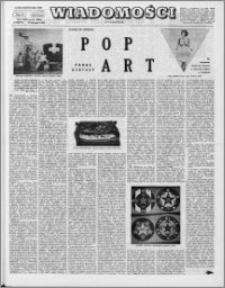 Wiadomości, R. 24 nr 47 (1234), 1969