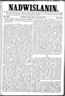 Nadwiślanin, 1865.09.15 R. 16 nr 106