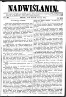 Nadwiślanin, 1865.09.20 R. 16 nr 108
