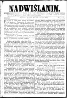 Nadwiślanin, 1865.09.24 R. 16 nr 110