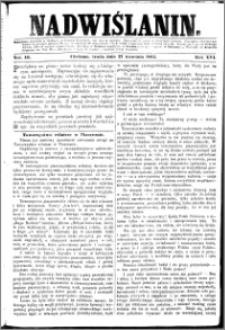 Nadwiślanin, 1865.09.27 R. 16 nr 111
