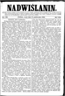 Nadwiślanin, 1865.10.18 R. 16 nr 120