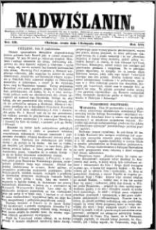 Nadwiślanin, 1865.11.01 R. 16 nr 126