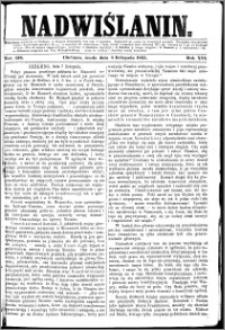 Nadwiślanin, 1865.11.08 R. 16 nr 129