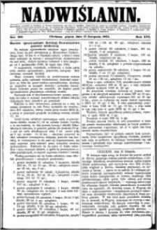 Nadwiślanin, 1865.11.17 R. 16 nr 133