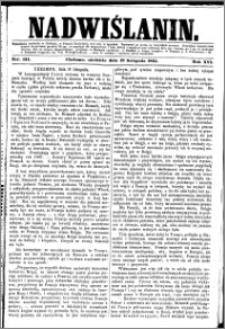 Nadwiślanin, 1865.11.19 R. 16 nr 134