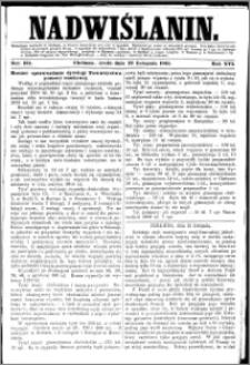 Nadwiślanin, 1865.11.22 R. 16 nr 135
