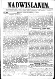 Nadwiślanin, 1865.11.24 R. 16 nr 136