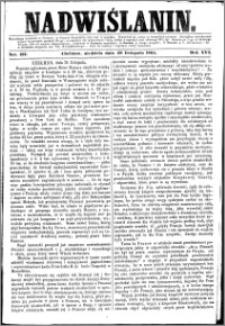 Nadwiślanin, 1865.11.26 R. 16 nr 137